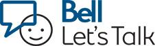 Bell Lets Talk Logo